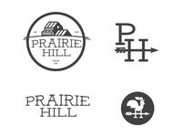 Prairie Hill Logo Concept