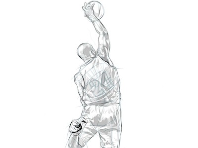 Kobe Illustration