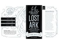Lost Ark Distilling Label