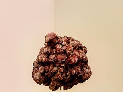 wooden sculpture abstract art abstract 3d 3d art design design art illustraion