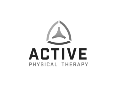 Active Physical Therapy Branding visual identity branding