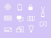 Icons - Infographic and mailer