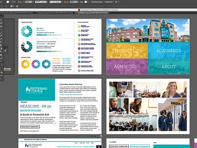 Mood/Design Boards design redesign lionpanda website