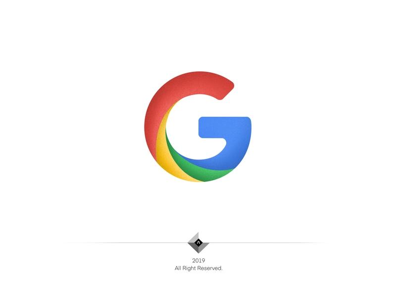 Google Logo graphic design googlelogo google maps google ad banner google design google play google matbaacılık üretmek vektör logo sanat dribbble dizayn