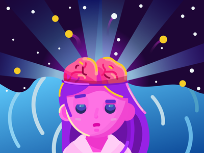 Inspired by Kurzgesagt art! vector drawing kurzgesagt artwork illustration vector illustration