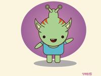 Yuxi the Alien