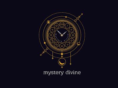 Sacred app minimalist sacred sacred geometry vector logo design illustration design creative logo