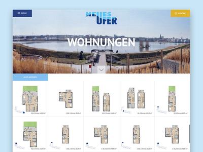 Real estate Architecture Website