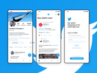 Twiter App Redesign