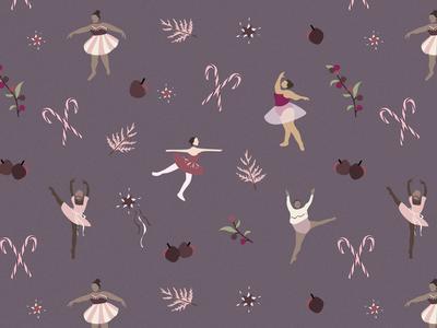 Diverse Dancers Pattern