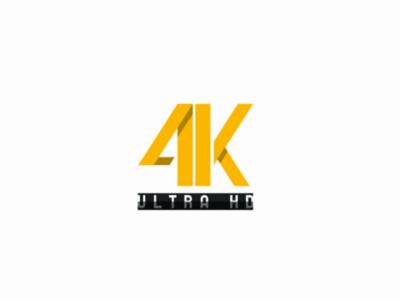 Redesign 4K UHD Logo.
