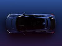 Jaguar I Pace CGI Blue