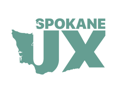 SpokaneUX Meetup Logo Revision