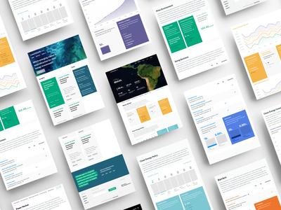 Climatescope | Responsive Design