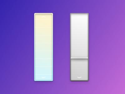 Lighting App UI