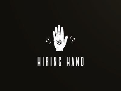 Hiring Hand logo