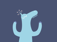 Hurted Dino