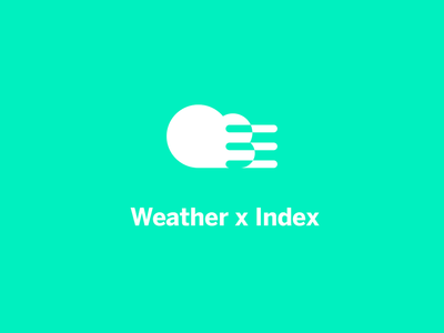 weather x index
