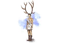 Monty Python Illustration