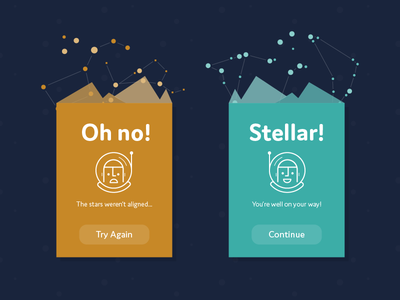 Daily UI #011 - Flash Message (Error/Success)