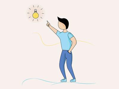 Light blue light vector art adobe illustrator computer graphics graphic illustration design
