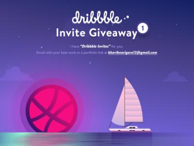 Dribbble Invites (Invite Giveaway 2020)
