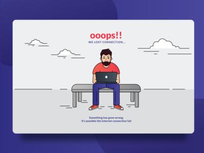 Error 404 Web Page