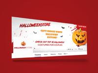 Halloween Social Media Cover Design