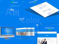 Retrovis Web Design for App Development Company