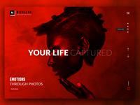 Photography Art Web Design