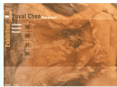 Yuval Chen - photographer website