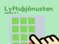 Lyftuþjónustan Logo