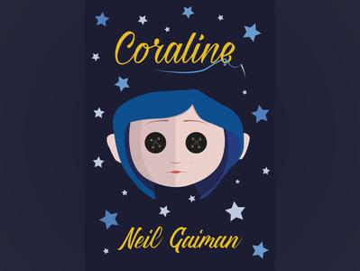 Coraline - book cover