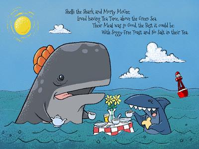 Sea Teatime