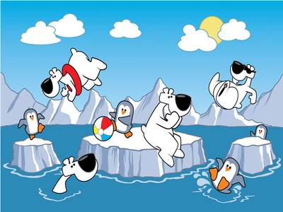 Polar Pool Party