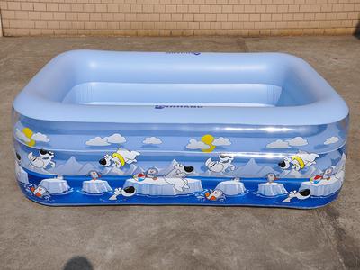 Polar Pool Party Prototype