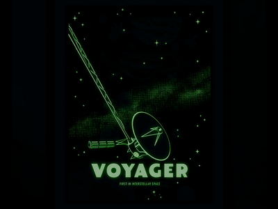 Kids Space Voyager - Glow-in-the-Dark image