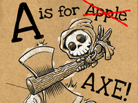 A Is For Axe