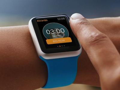 Ricardo Apple Watch