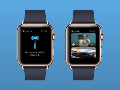 Apple Watch Ricardo