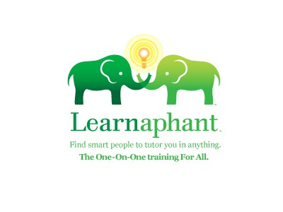 Learnaphant app concept one on one training