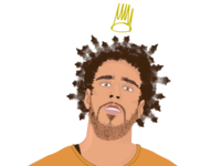 J. Cole Portrait