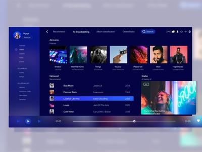 Broadcast Concept Design