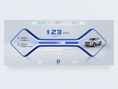HMI_car design