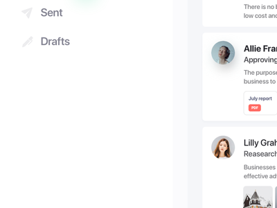 trustedmail motion effects after principle animation motion flat app mail