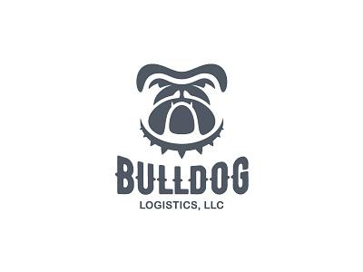 Bulldog Logo (client work) logo design logo designer illustration bulldog symbol app software consulting security guard minimalist animal logo bulldog logo bulldog