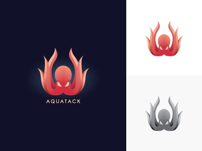 Octopus branding mark octopus animal logo squid octopus brand animal sea life octopus illustration logo designer logo design ocean life octopus logo for sale smart ocean kraken octopus logo octopus