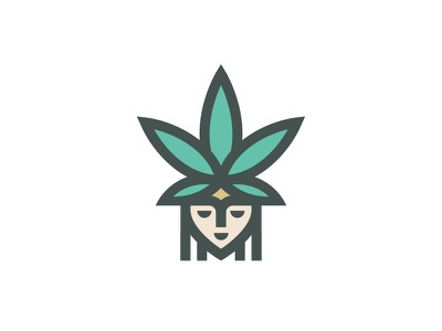 Cannabis Goddess cannabis crown cannabis leaf beauty abstract illustration logo design logo designer marijuana store medicine cannabis hemp weed shop weed marijuana logo character female cannabis girl cannabis queen cannabis goddess cannabis logo cannabis