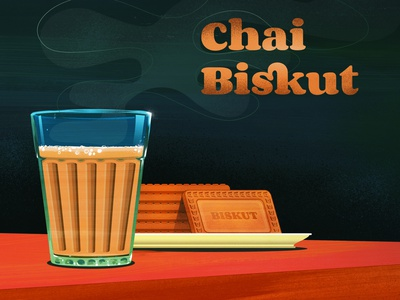 Chai & Biskut