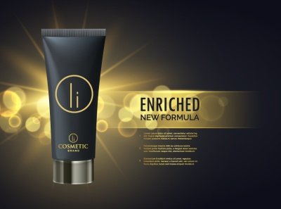 Packaging Design For Oi Cosmetic Logo
